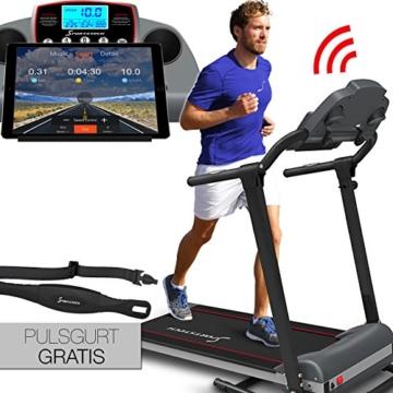 Sportstech Laufband F10 10 KM/H