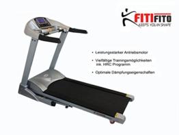Fitfito 9000 Profi Laufband