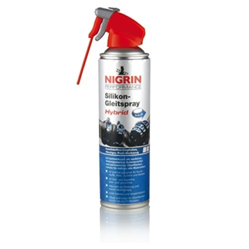 Nigrin Hybrid Silikonspray