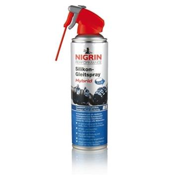 NIGRIN Silikon-Gleitspray 500 ml - 1
