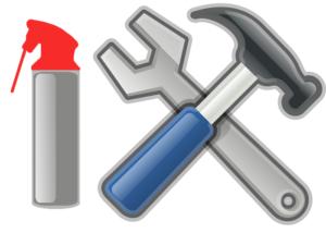 laufband-pflege-werkzeug-spray