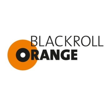 Blackroll Orange (Das Original) - Die Selbstmassagerolle - Starter-Set Standard inkl. Übungs-DVD, Übungsposter & Booklet -