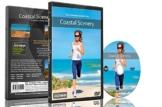 Fitness Reisen - Küstenlandschaften, Radfahren und Laufband-Training -