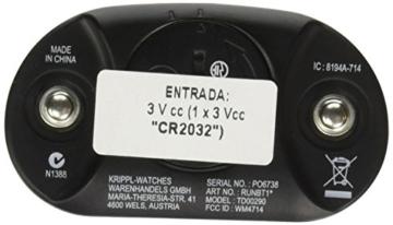 Runtastic Heart Rate Combo Monitor (Bluetooth-Brustgurt zur Herzfrequenzmessung) Schwarz -