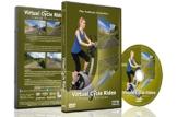 Virtuelle Fahrradstrecken - Französische Pyrenäen - Für Indoor Radfahren, Laufband und Laufworkouts -