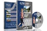 Virtuelle Spaziergänge - Alpine Seen der Schweiz & Italien für Indoor Walking, Laufband und Radfahrtraining -